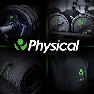 20% off everything at Physical company