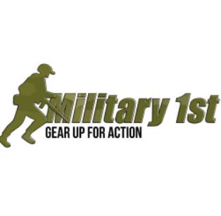 15 per cent saving store wide @ Military1st