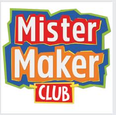 Sign up to Mister Maker Club today and you'll get a FREE craft box (just £1 P&P) with Voucher Code @ Mister Maker