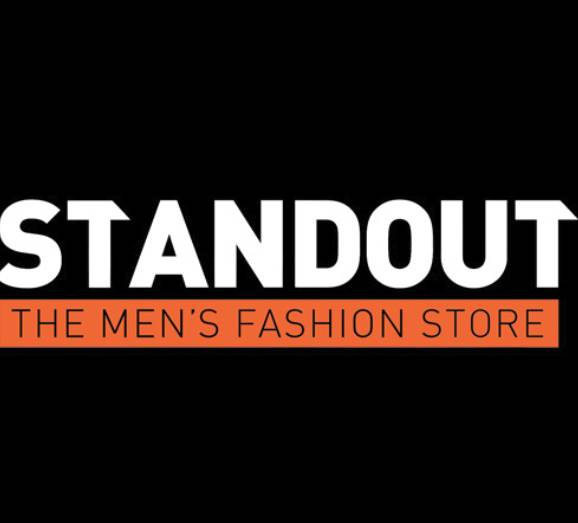 5% off All Full Priced Items with Voucher Code @ Standout Men's Fashion