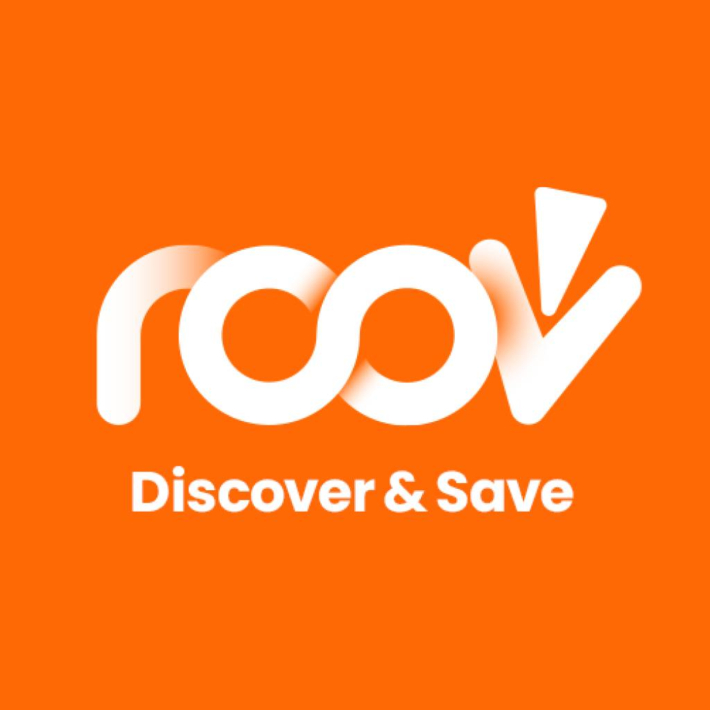 Roov - £1 delivery (Excludes lightning deals and sale)