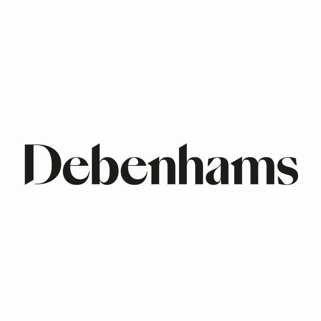 Free standard delivery at Debenhams