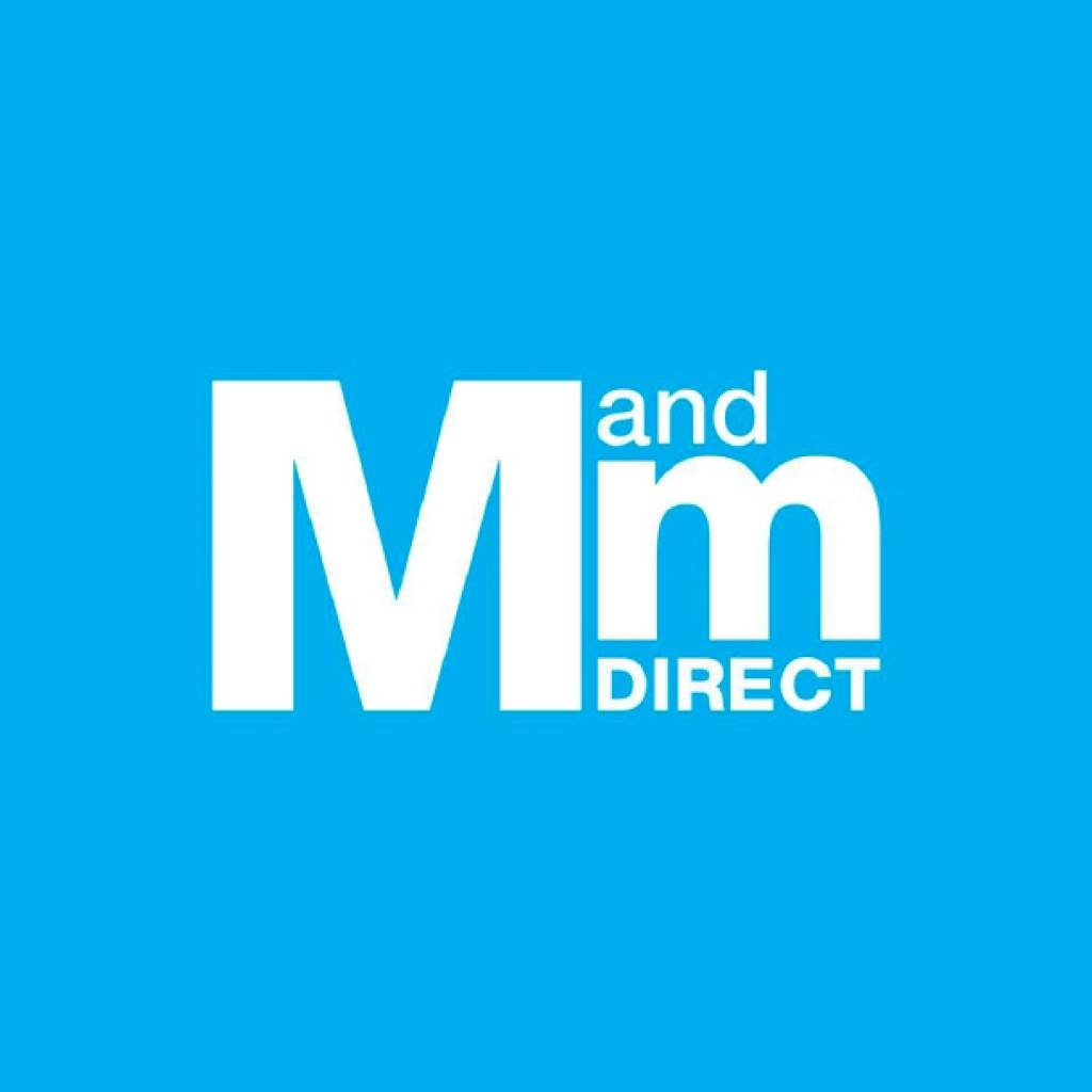 £10 off 1st Order - no minimum spend @ MandM Direct