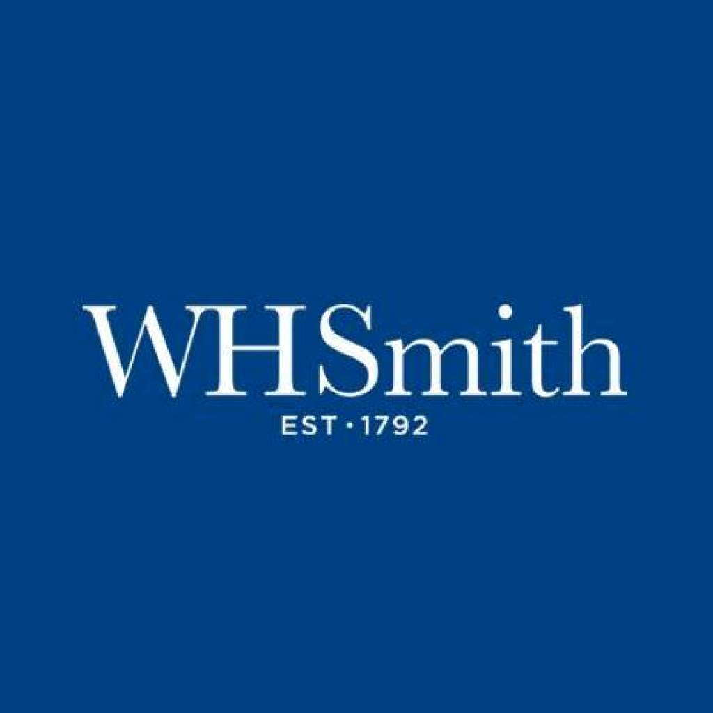 10% off £20 Spend with Code @ WH Smiths