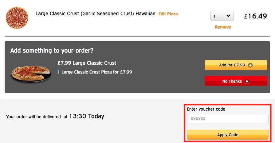 Pizza Hut Deals Get 50 Off January 2020 Hotukdeals