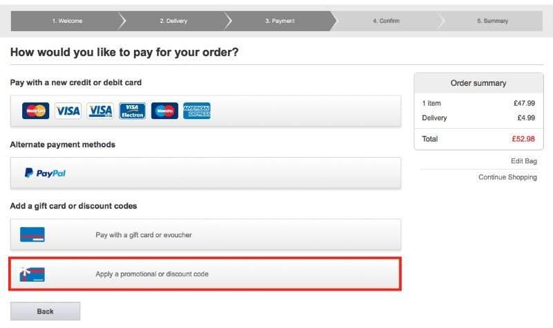 sports direct coupon code uk