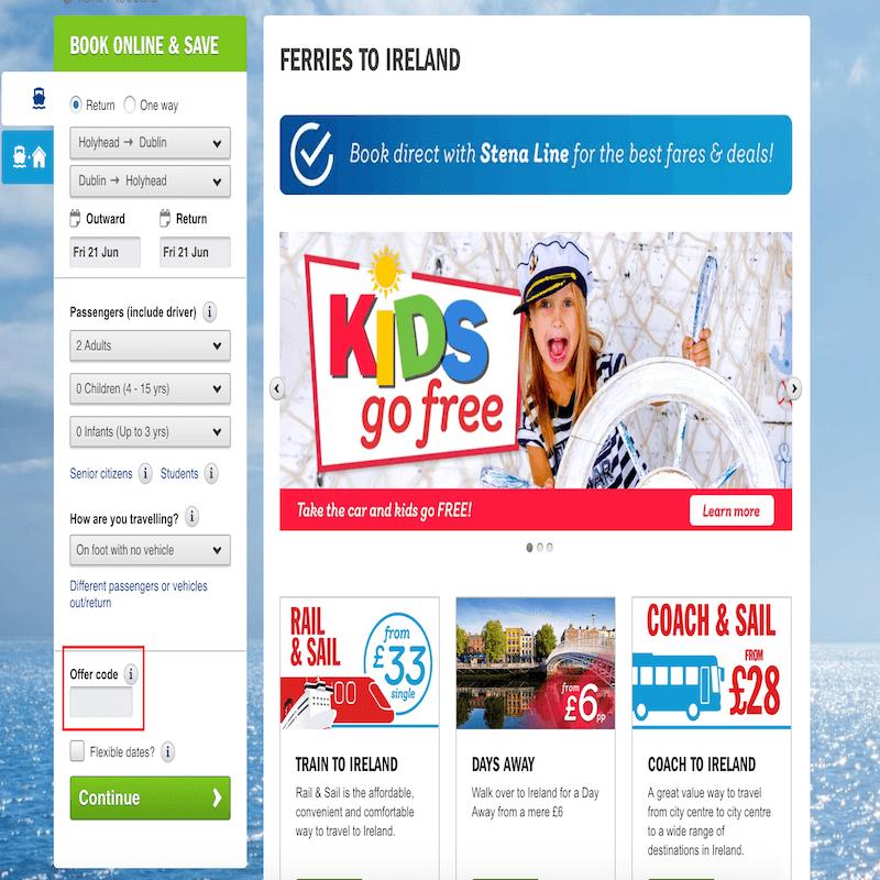 Stena Line Discount Code ⇒ Get 25% Off, August 2019 - hotukdeals