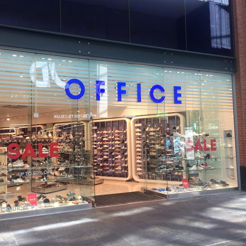 office shoes shop