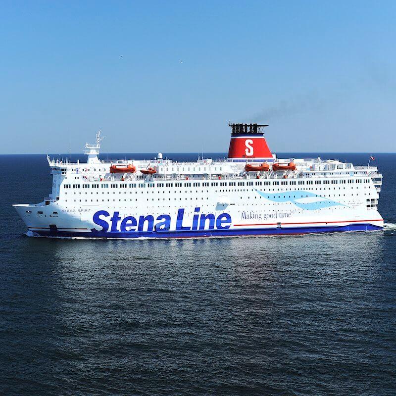 stena line ship