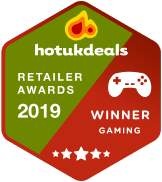 2019 hotukdeals retailer awards winner gaming category