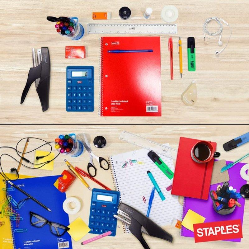Staples office equipment
