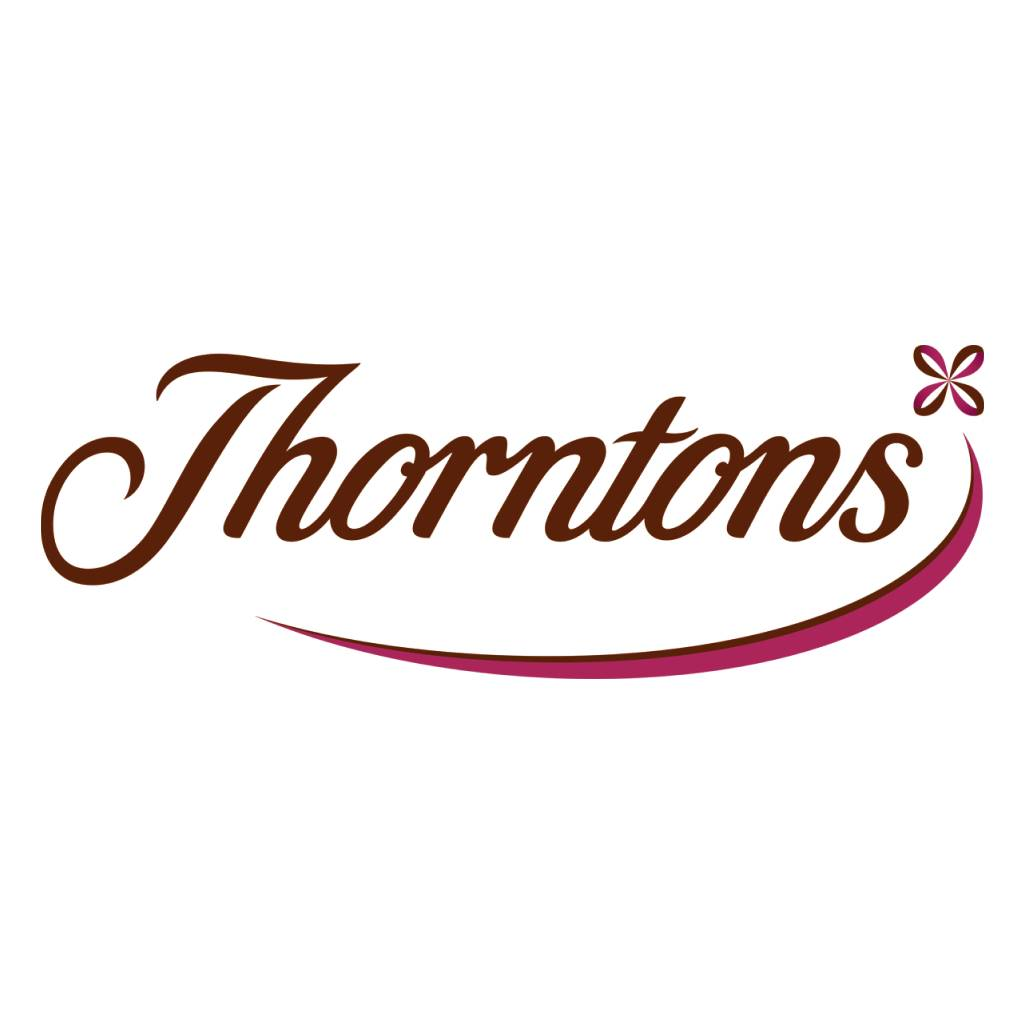 Free delivery on a £15 spend + stacks with 10% code @ Thorntons