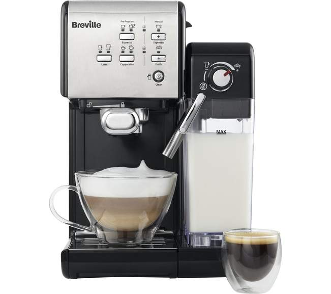 Breville One Touch Vcf107 Coffee Machine 149 Currys Pc World Hotukdeals