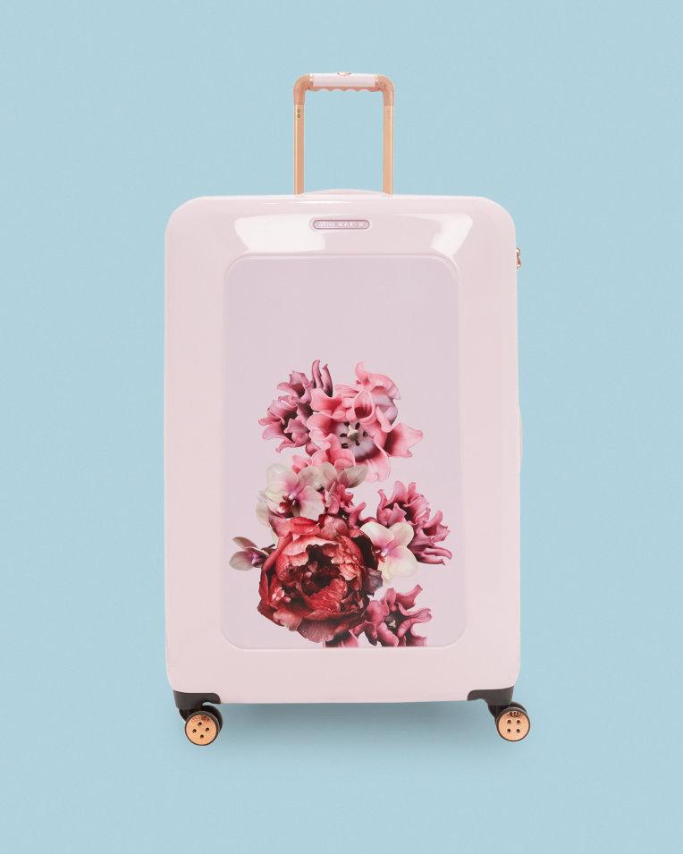 d9e6a9d633dbcd Ted Baker CRESSA Croc embossed travel bag - £104 - hotukdeals