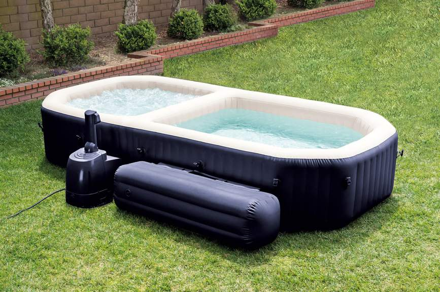 Intex Pure Spa With Plunge Pool Was 163 1200 Now 163 501 94 Del