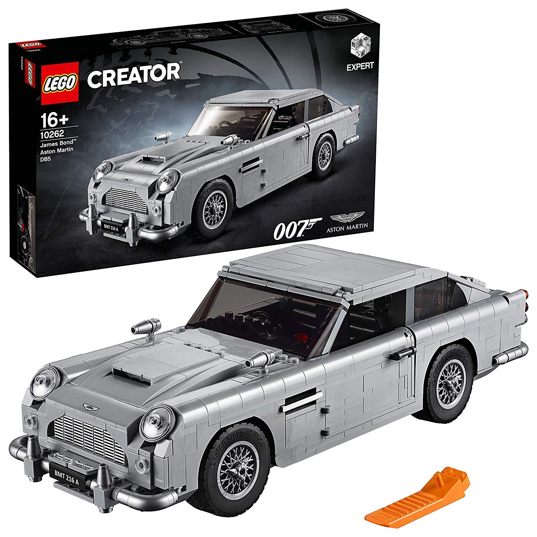 Lego 10262 James Bond DB5 £99 99 @ Amazon - hotukdeals
