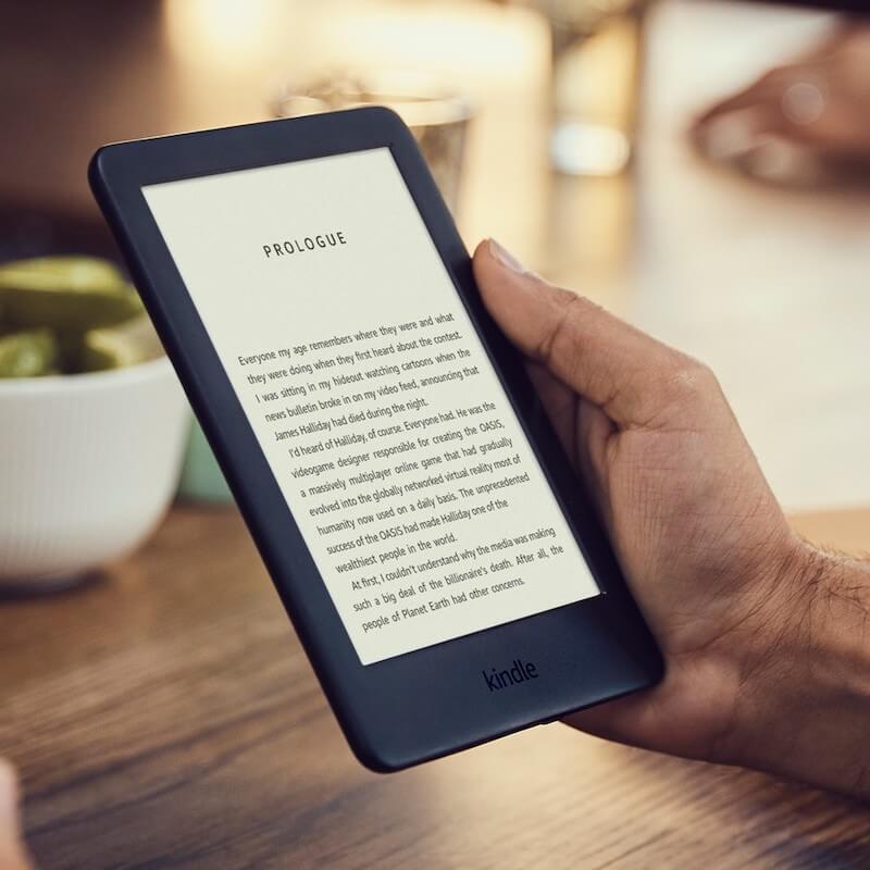 Amazon Kindle 9