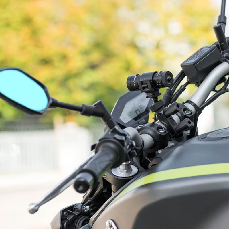 Motorbike dash cam