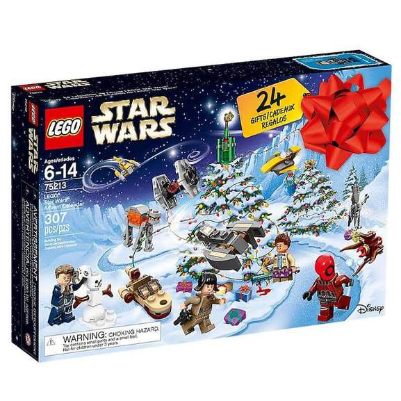 lego star wars advent calendar