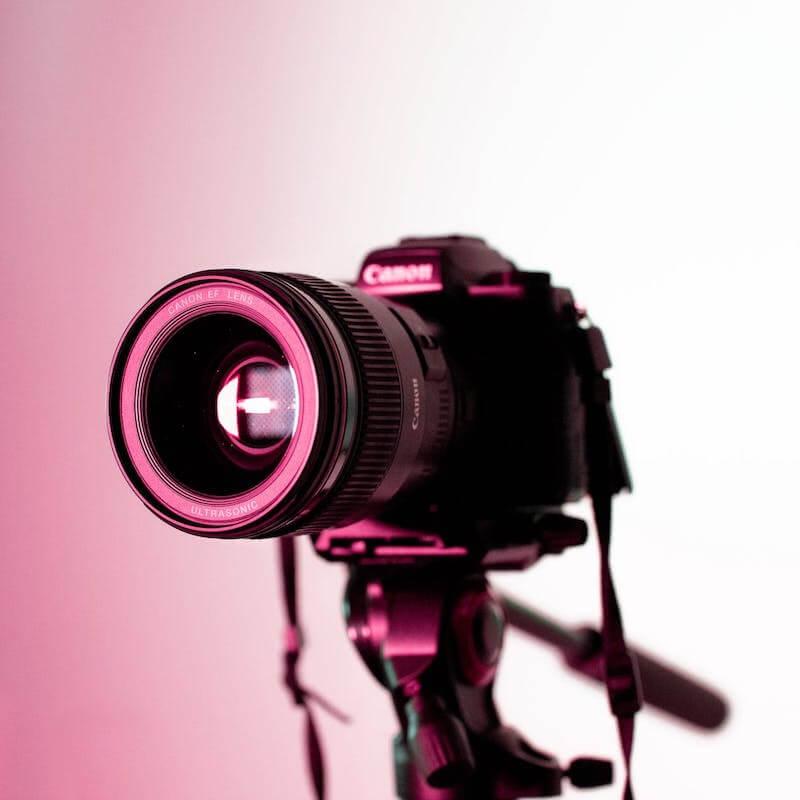 dslr camera light