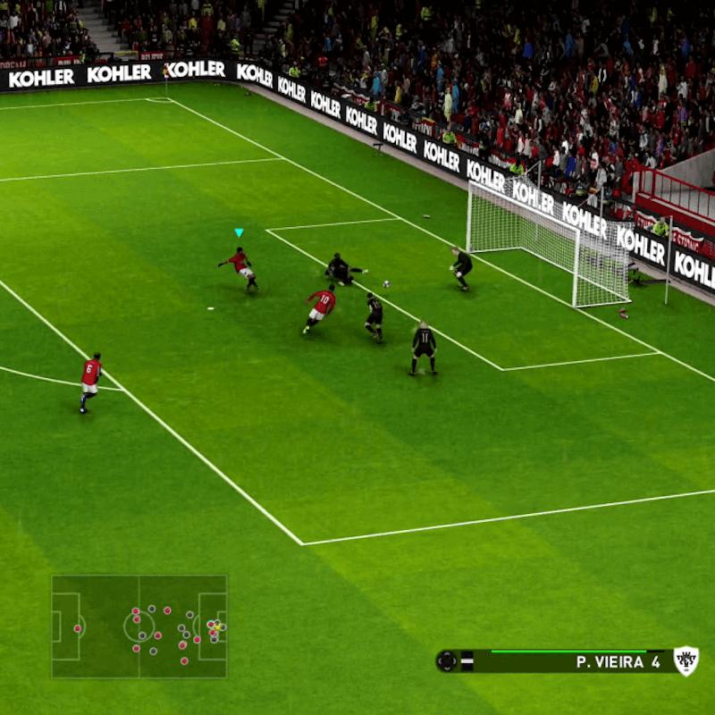 pes 2020 gameplay