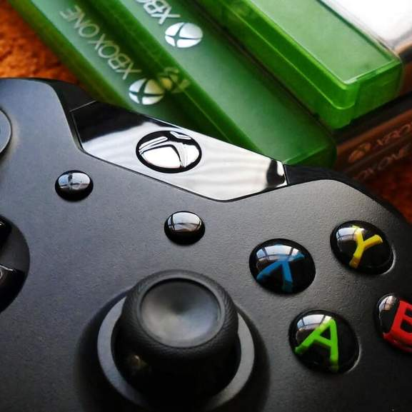 xbox one controller with xbox one games
