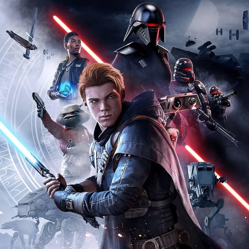 Star Wars Jedi Fallen Order Wallpaper