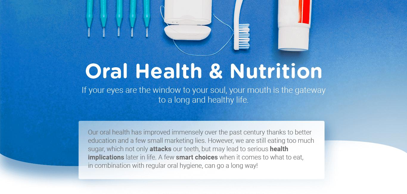 oral health & hutrition part 1