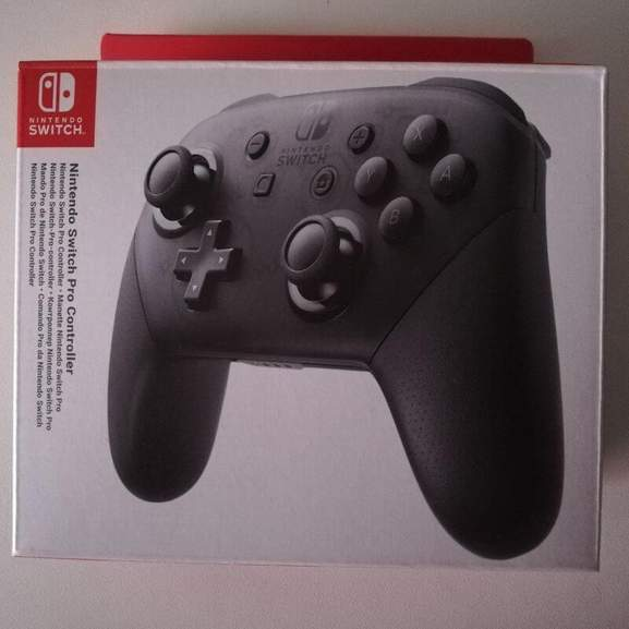 controller in box