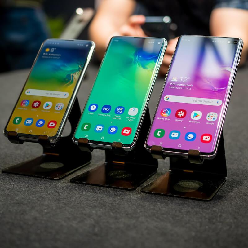 Samsung S10 vs Samsung S10+ vs Samsung S10e