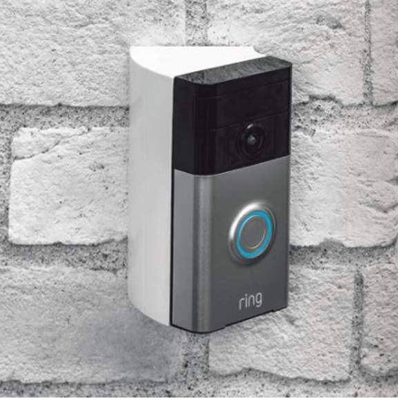 ring video doorbell outside