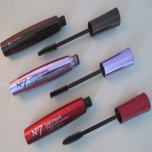 no7 mascara bottles