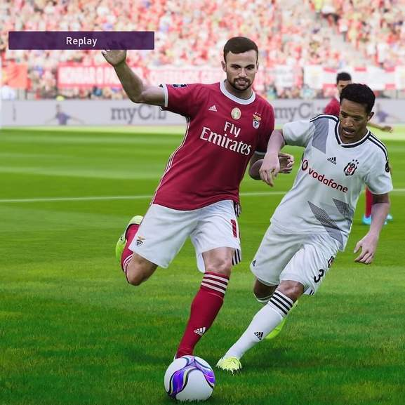 pes 2020 duel