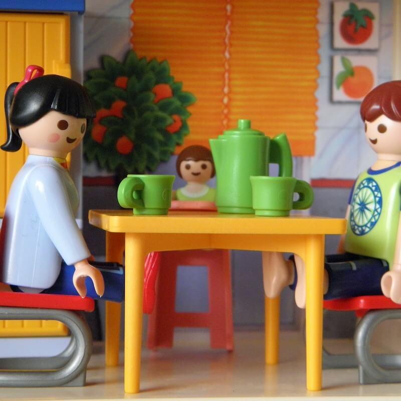 Playmobil Family