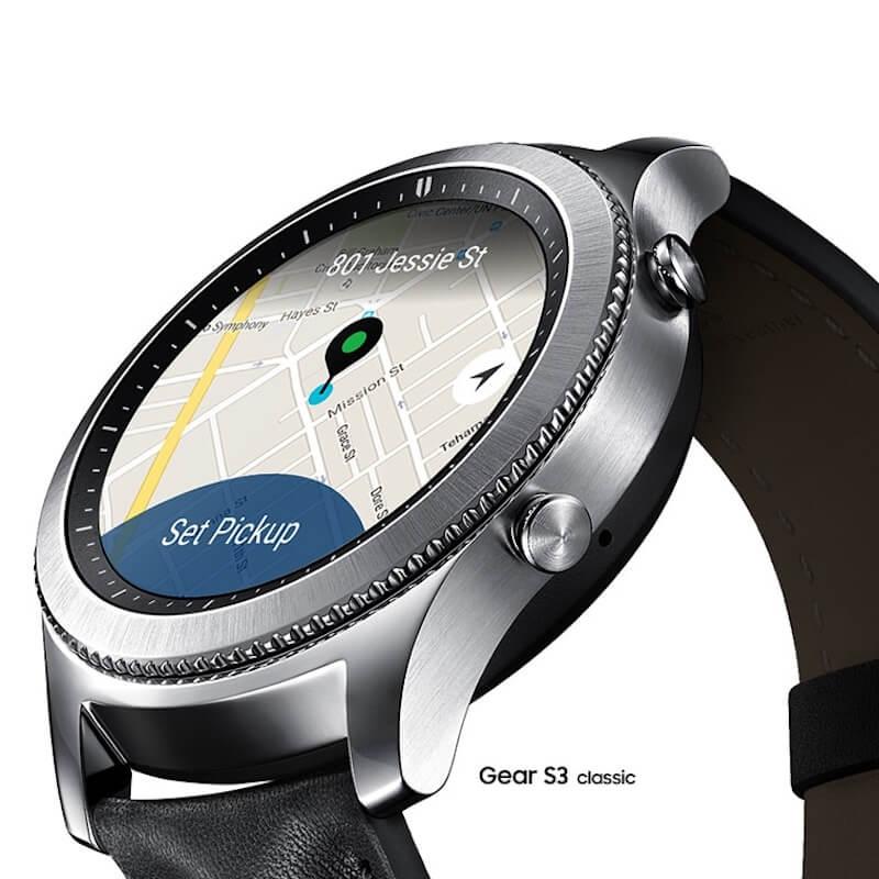 Samsung Gear S3 Classic Display