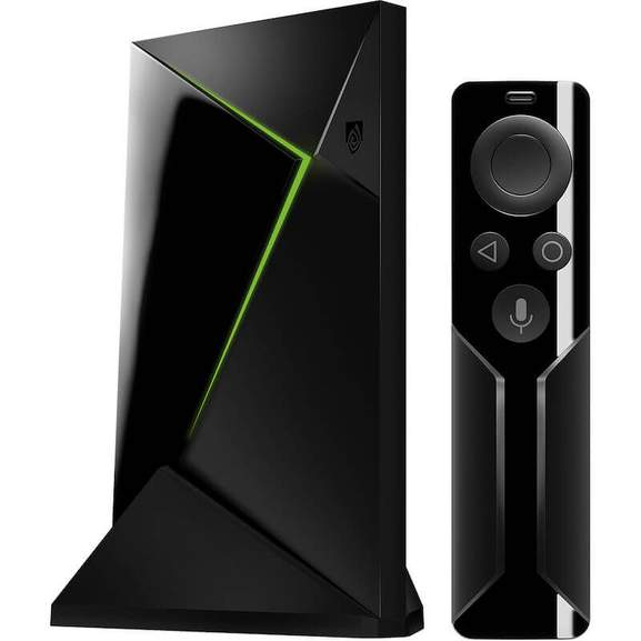 Nvidia Shield with nvidia shield controller