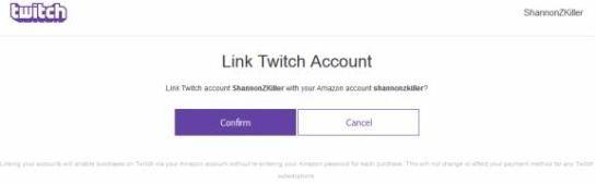 twitch account fortnite