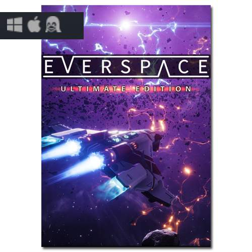 Everspace Ultimate Edition - PC / Mac OS / Linux - £6 66