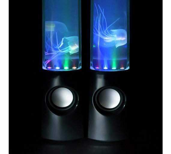 jellyfish water speakers now only at argos hotukdeals. Black Bedroom Furniture Sets. Home Design Ideas