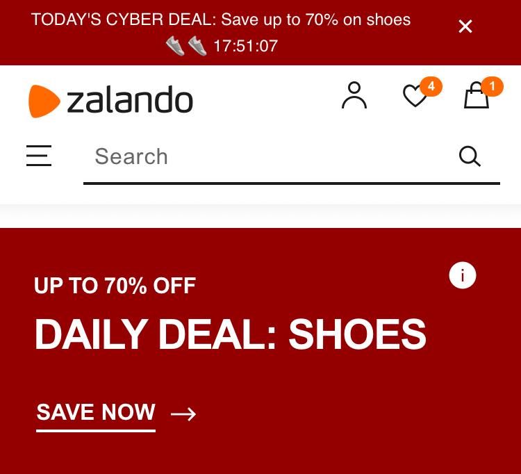 klassisch schöne Schuhe Online Shop zalando cyber haus