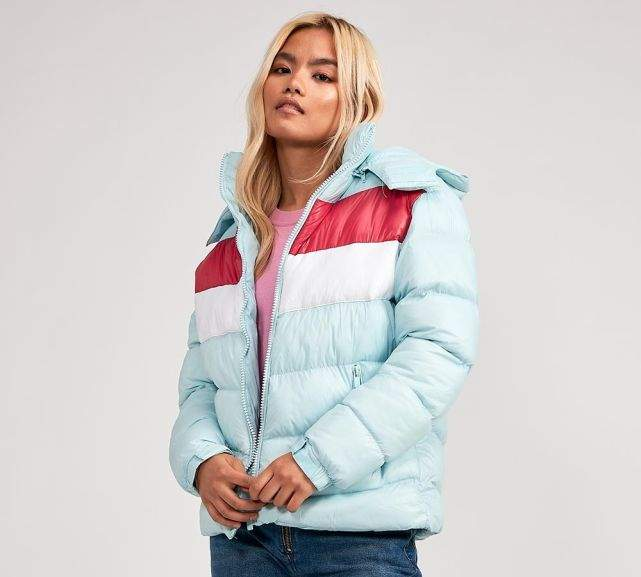 Condemned Nation Womens Puffer Jacket Now £14.99 - Upto 50% Off Men ... 227edacd1