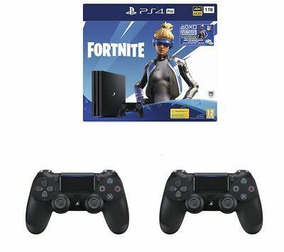 SONY PlayStation 4 Pro 1TB Fortnite Neo Versa & 2 Wireless