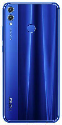 SIM Free Honor 8X 6 5 Inch 64GB 16MP Dual Sim Mobile Phone