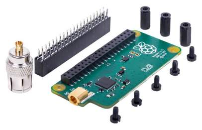 NEW out today: Raspberry Pi DVB TV HAT: view digital