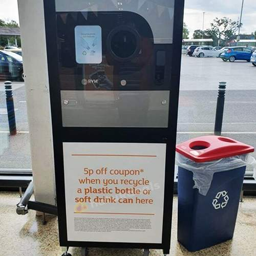 All Recycling Bins