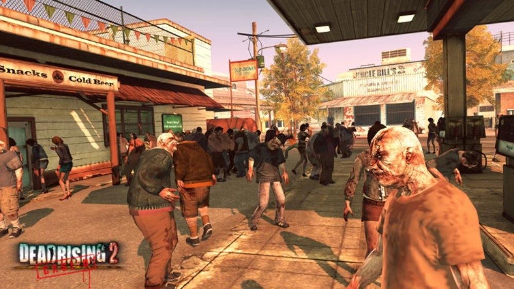Xbox One 360 Dead Rising 2 Case Zero 67p Dead Rising 2