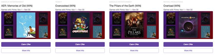 twitch prime games on steam