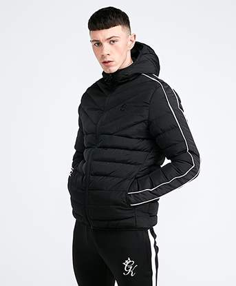 4b418c0c0d62 Half price on selected Gym King Puffer jackets eg Axwell puffer in ...