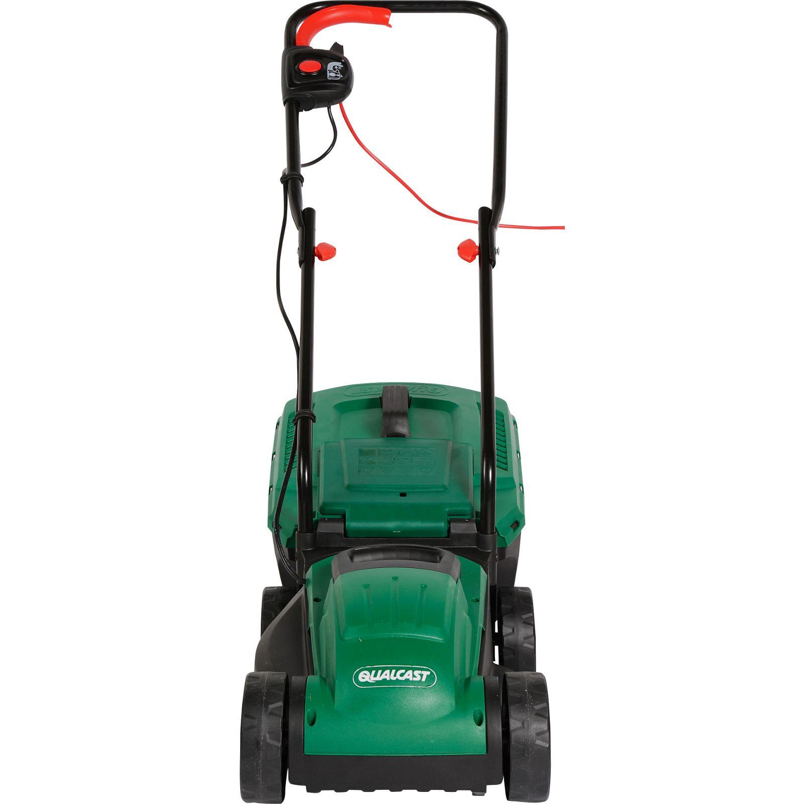 Qualcast 1200W Electric Rotary Lawn Mower - 32cm - £45