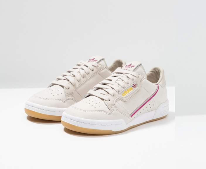differently 358f5 3470b Adidas Originals X TFL Continental 80 trainers were £74.99 ...